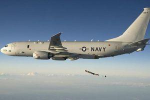 Hải quân Mỹ- Ấn Độ diễn tập tác chiến chống tàu ngầm trên biển Arab
