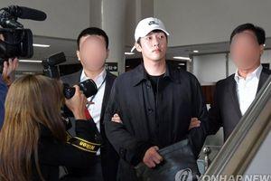 Bạn trai cũ của 'Búp bê xứ Hàn' bị bắt vì dùng bạo lực và dọa tung clip 'nóng'