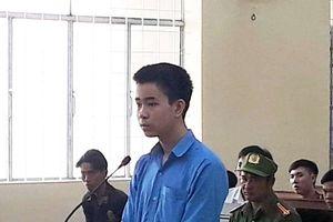 Nam sinh lớp 12 đâm chết bạn nhậu lãnh án tù
