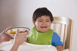Nguyên tắc 'bất di bất dịch' khi chăm sóc trẻ biếng ăn