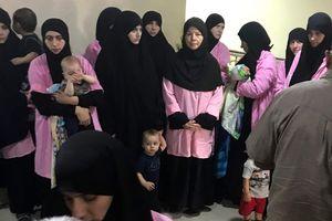 Pháp tính hồi hương con cái của khủng bố đang chiến đấu ở Syria