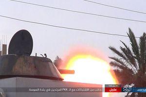 IS tung đòn tấn công giết hại nhiều chiến binh được Mỹ hậu thuẫn