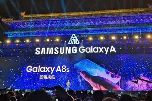 Samsung sắp ra mắt smartphone Galaxy A8s thiết kế cực chất
