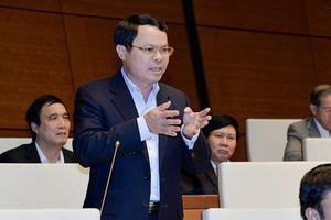 ĐBQH Nguyễn Tiến Sinh: 'Để chống tham nhũng hiệu quả thì phải đánh vào tài sản'