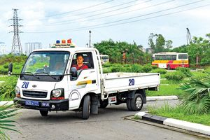 Tăng giám sát, nâng chất lượng đào tạo lái xe