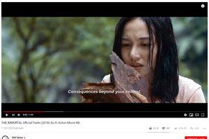 Phim tâm linh của Victor Vũ gây chú ý trên các trang nước ngoài
