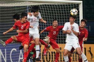 U19 Việt Nam thua ngược Hàn Quốc trong trận đấu danh dự