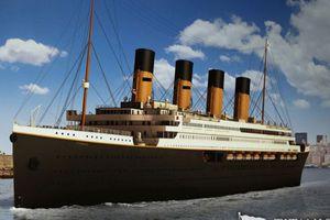 Titanic II sẽ ra khơi vào năm 2022