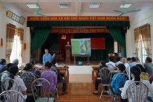 Đào tạo nghề cho lao động nông thôn: Mong được ổn định 'đầu ra'
