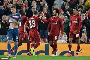 Liverpool 4-0 Crvena Zvezda: Hàng công bùng nổ