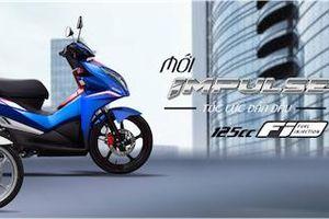 Suzuki Impulse thêm 3 màu mới cực chất
