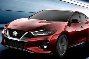 Nissan Maxima 2019 với nhiều cải tiến sẽ ra mắt tại Los Angeles Auto Show