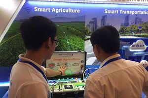 Các sản phẩm của VNPT tại triển lãm quốc tế Smart IoT Việt Nam 2018