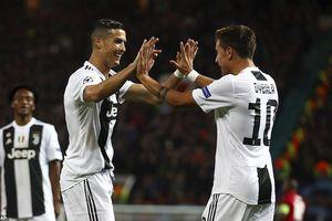 Ronaldo cùng đồng đội 'hạ gục' quỷ đỏ Man Utd