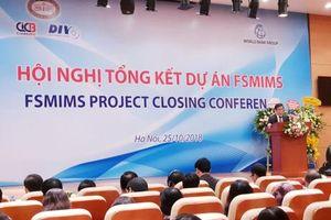 Ngân hàng Nhà nước hoàn thành dự án có vốn đầu tư gần 72 triệu USD