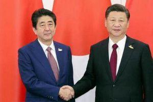 Thủ tướng Nhật Bản bắt đầu chuyến thăm chính thức Trung Quốc