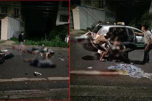 Thái Nguyên: Hai xe máy đối đầu trong đêm, 3 thanh niên thiệt mạng