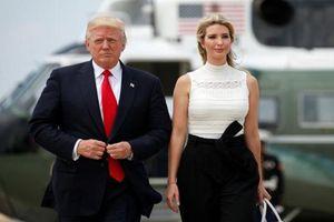 Những điều ít biết về mối quan hệ giữa Tổng thống Trump và 'con gái rượu' Ivanka
