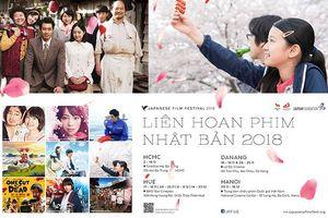 Liên Hoan Phim Nhật quay trở lại Việt Nam với loạt phim mới đặc sắc