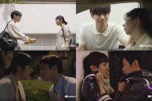 'Top Management': Tung trailer vô cùng kịch tính, hé lộ tam giác tình yêu giữa Cha Eun Woo, Ahn Hyo Seop và nữ quản lý xinh đẹp Seo Eun Soo