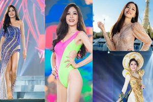 Nhìn lại hành trình đầy tự hào của Phương Nga tại Miss Grand International, liệu tấm vé '9+1' có xuất hiện?