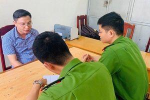 Thanh Hóa: Bắt đối tượng giả danh Nhà báo tống tiền doanh nghiệp