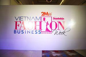Mãn nhãn giới mộ điệu trong 'Viet Nam Business Fashion Week'