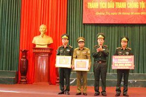 Quảng Trị: Khen thưởng các lực lượng có thành tích trong đấu tranh chống tội phạm ma túy