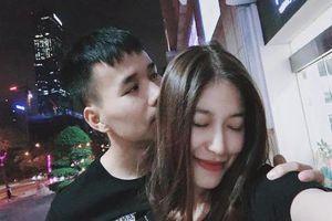 Nhan sắc bạn gái đã xinh lại còn giỏi của cầu thủ CLB Hà Nội