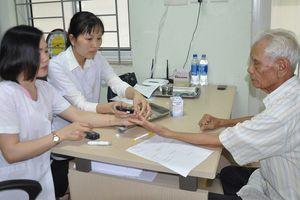 Hà Nội: Khám bệnh đái tháo đường miễn phí cho 1.200 người