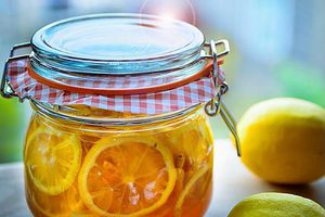 Cách làm chanh đào ngâm mật ong giúp tăng cường sức đề kháng, trị bệnh đường hô hấp