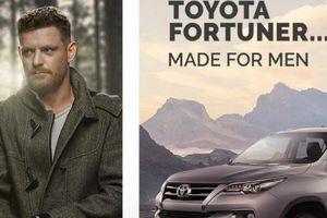 Quảng cáo phân biệt giới tính, Toyota bị chỉ trích nặng nề