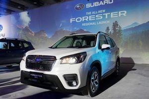 Về Việt Nam, Subaru Forester 2019 có thể 'bứt tốc' trước Honda CR-V