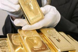 Giá vàng thế giới treo cao bất chấp đồng USD tăng trở lại
