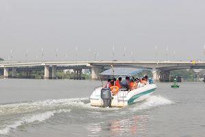 Những hình ảnh đẹp dọc tuyến sông Đồng Nai
