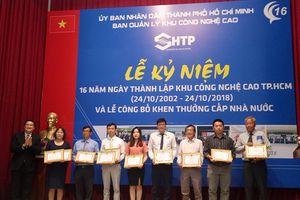 Giá trị sản xuất Khu Công nghệ cao TP.Hồ Chí Minh sẽ vượt mốc 20 tỷ USD