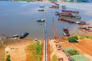 Hà Nội: 1/3 dân số được dùng nước với tiêu chuẩn nước uống tại vòi