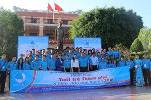 Tuổi trẻ TP. Hồ Chí Minh hướng về biển, đảo quê hương