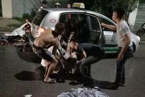 Hai xe máy đâm nhau, 3 người tử vong, 4 người bị thương