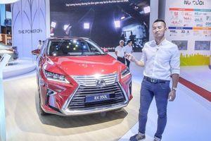 VMS 2018 - Chi tiết Lexus RX350L 7 chỗ - SUV được chuộng nhất Việt Nam