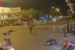 Diễn biến mới vụ lái xe BMW gây tai nạn kinh hoàng ở TPHCM