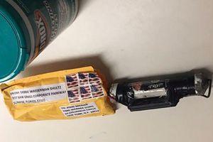 Hàng loạt chính khách Mỹ 'thót tim' vì bưu kiện chứa bom