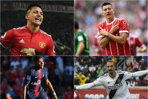 Ibrahimovic và những tiền đạo mà Real có thể ký vào tháng Giêng