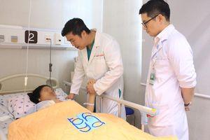 Thai phụ bị xuất huyết dưới nhện nguy kịch được cứu sống kịp thời