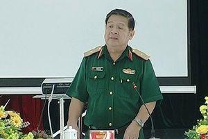 Thi hành kỷ luật Phó Tư lệnh Quân khu 7 Phan Tấn Tài