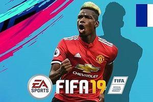 Paul Pogba và top 10 'gã khổng lồ' có chỉ số cao nhất FIFA 19
