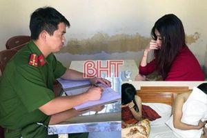 Khởi tố 'bà trùm' 9X điều hành đường dây gái gọi cao cấp ở Hà Tĩnh