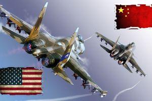 'Một cuộc chiến quân sự giữa Mỹ và Trung Quốc là không thể tránh khỏi'