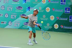 Giải quần vợt VTF Junior Tour 4 – Hưng Thịnh Cup 2018: Chủ nhà áp đảo
