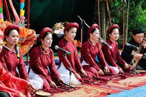 Tác phẩm của Nguyễn Công Trứ là một trong những nội dung bắt buộc tại Liên hoan ca trù toàn quốc năm 2018